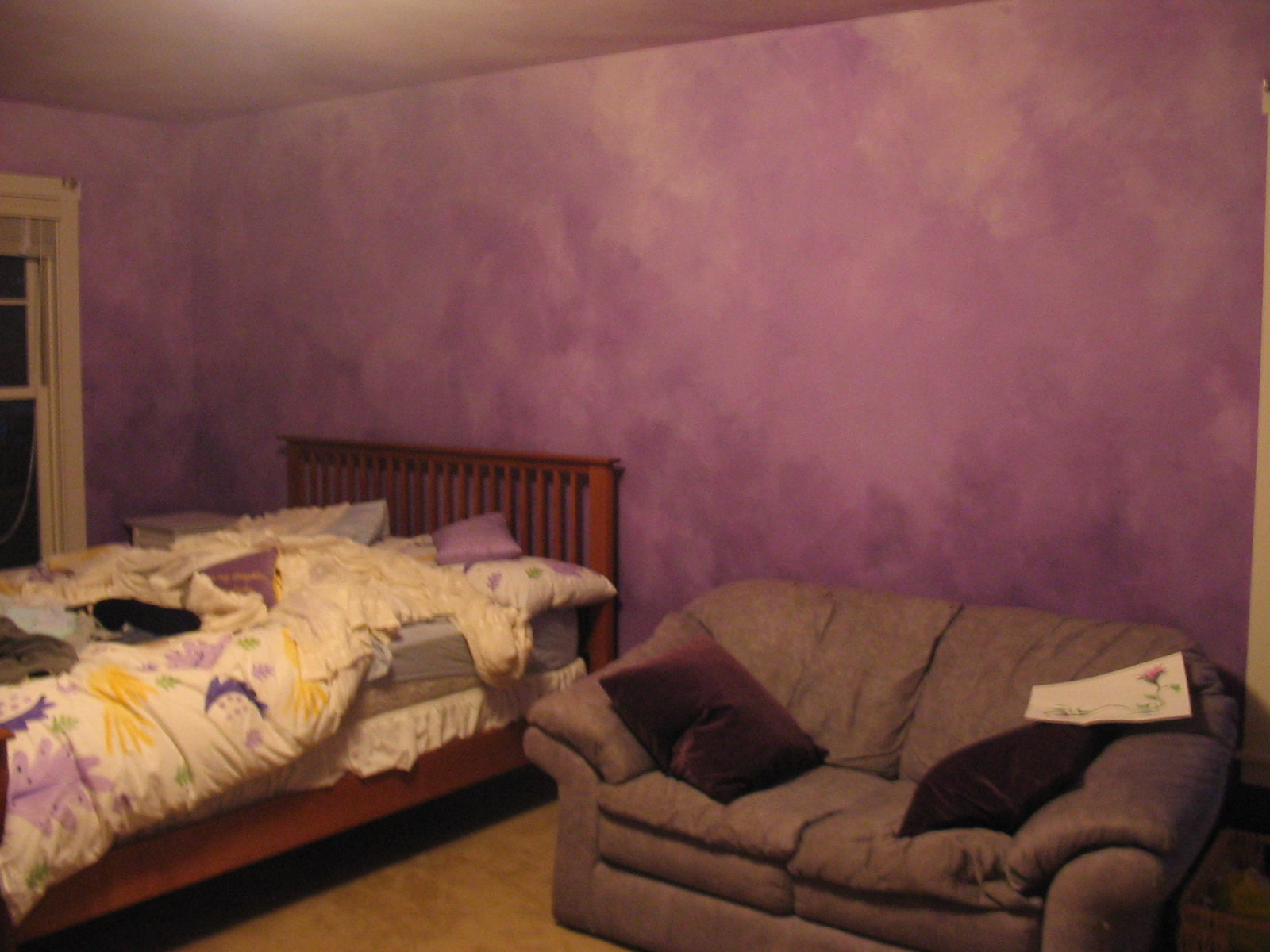 Lavender Clouds 1