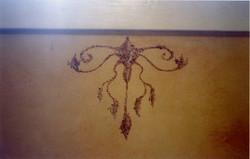 Tuscan Stencil B