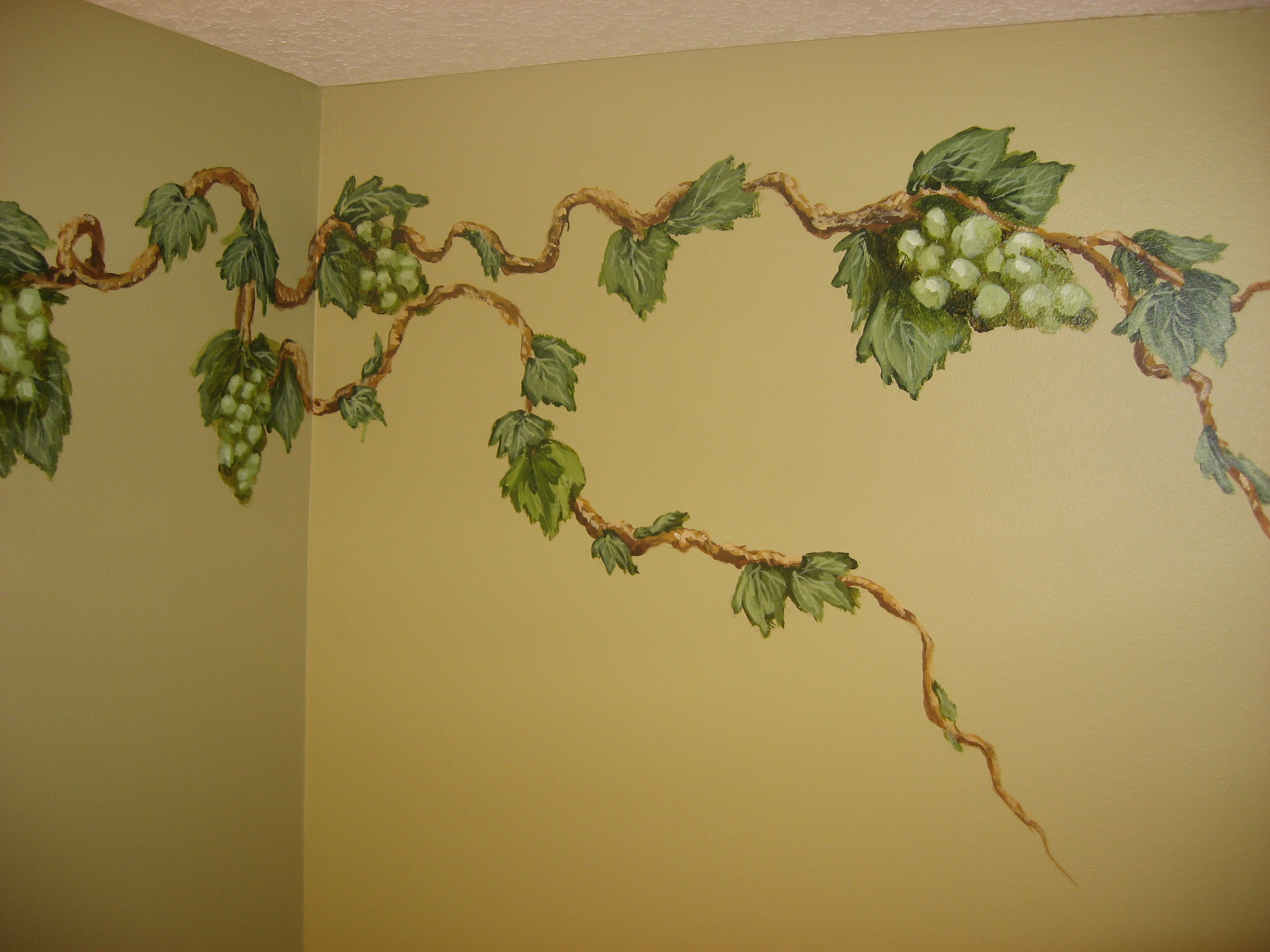 Grape Vines B
