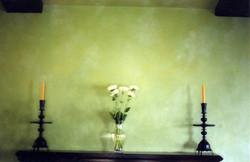 Moss Fusion Livingroom Detail