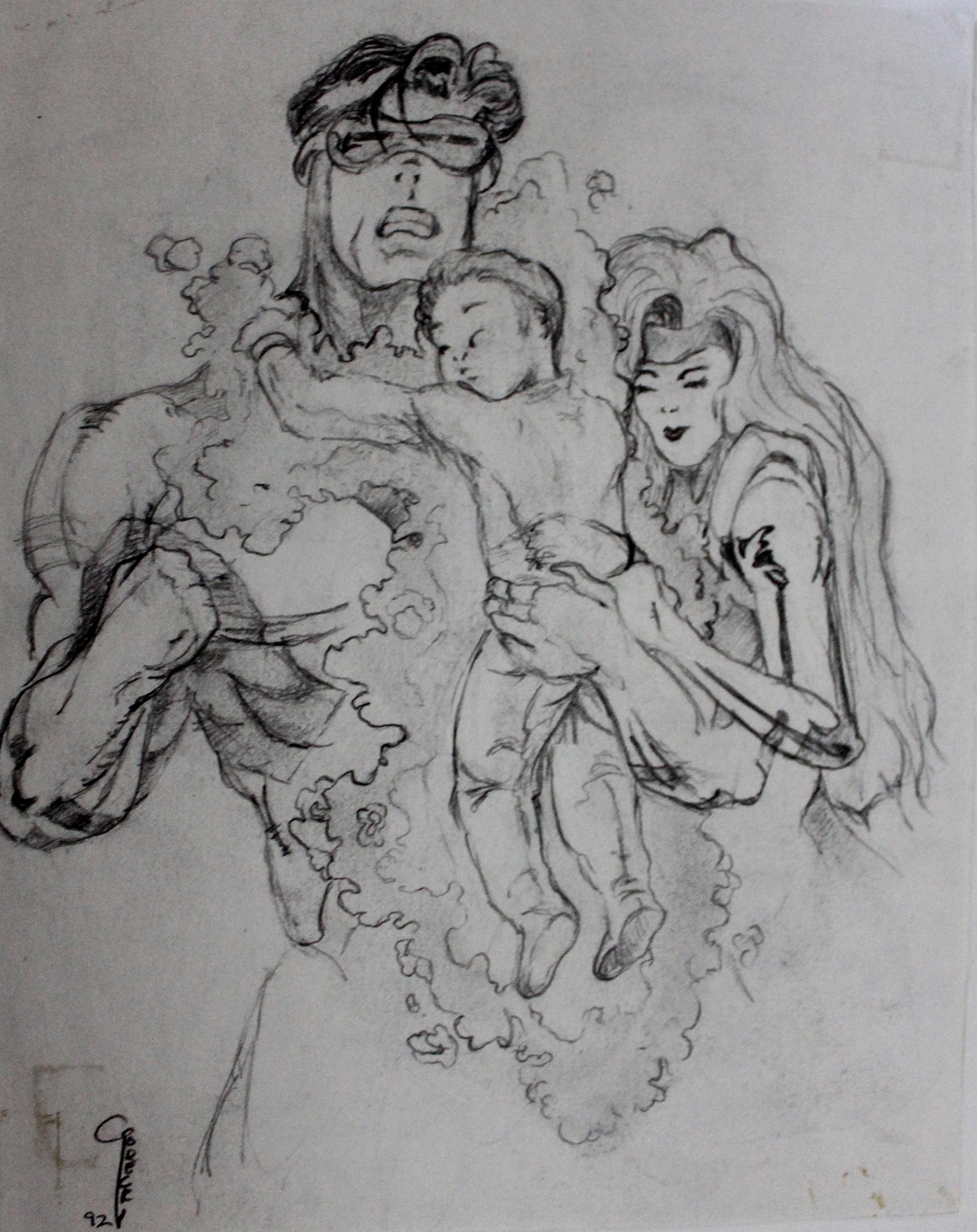 Mutant Family