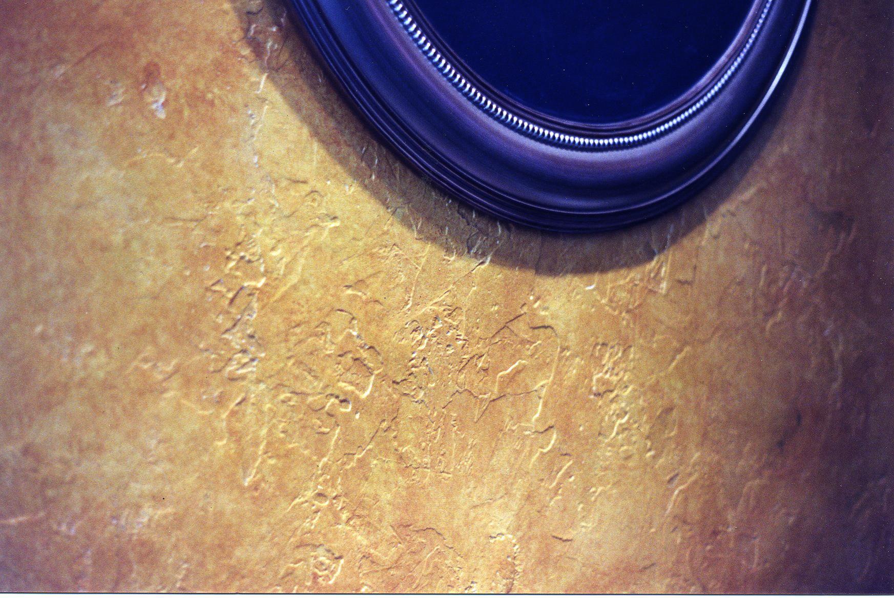 Zinc Textured Wall