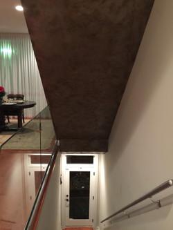 Mocha Lava Ceiling