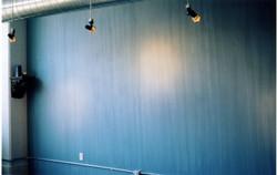 Blue Rain Wall Loft