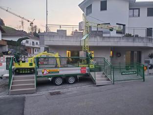 Mobile Kinderbaustelle