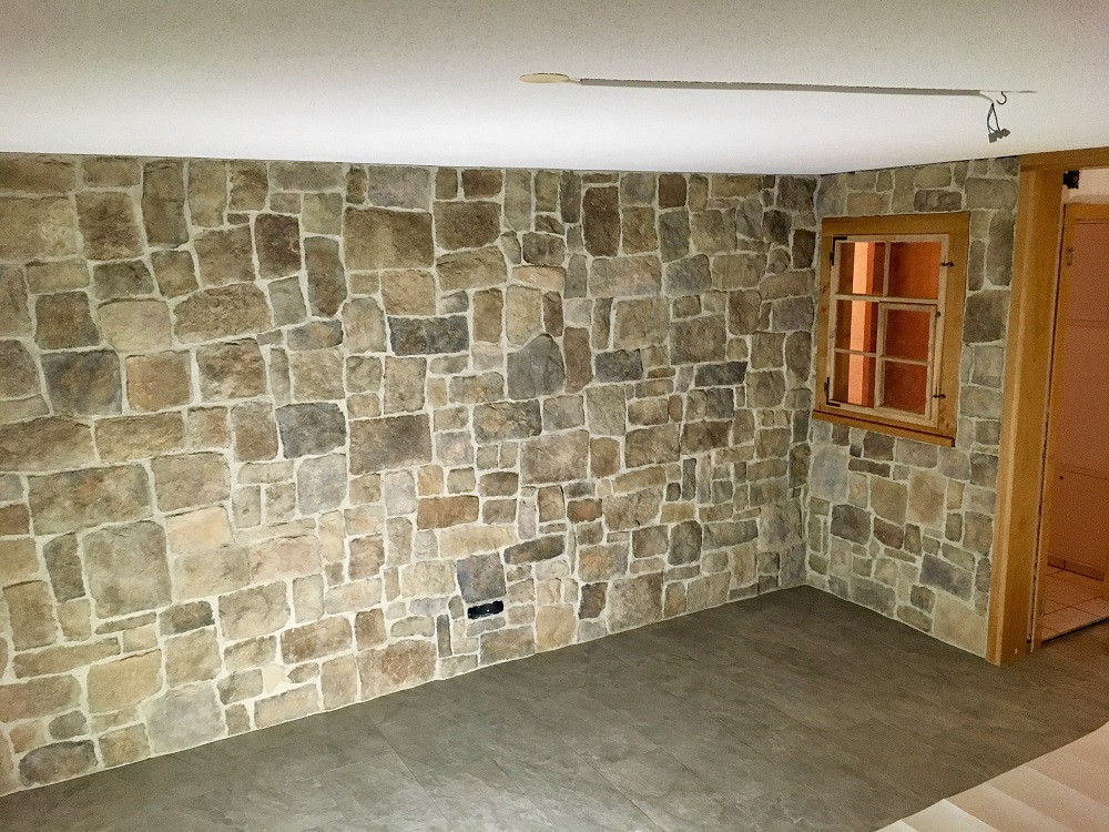 Steinmauerimitat