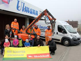 Übernahme ULMANN BETONBEARBEITUNG AG