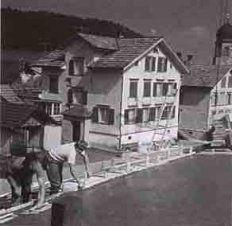 Geschichte Oberhänsli Bau AG