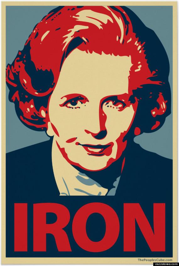 La réforme de l'Administration par la Dame de fer