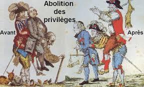 Abolissons vraiment les privilèges et les rentes
