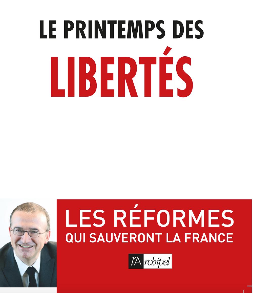 Hervé Mariton promet le printemps des libertés