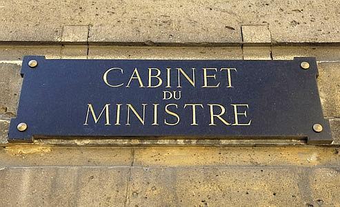 L'intitulé des ministères : une spécialité à part entière