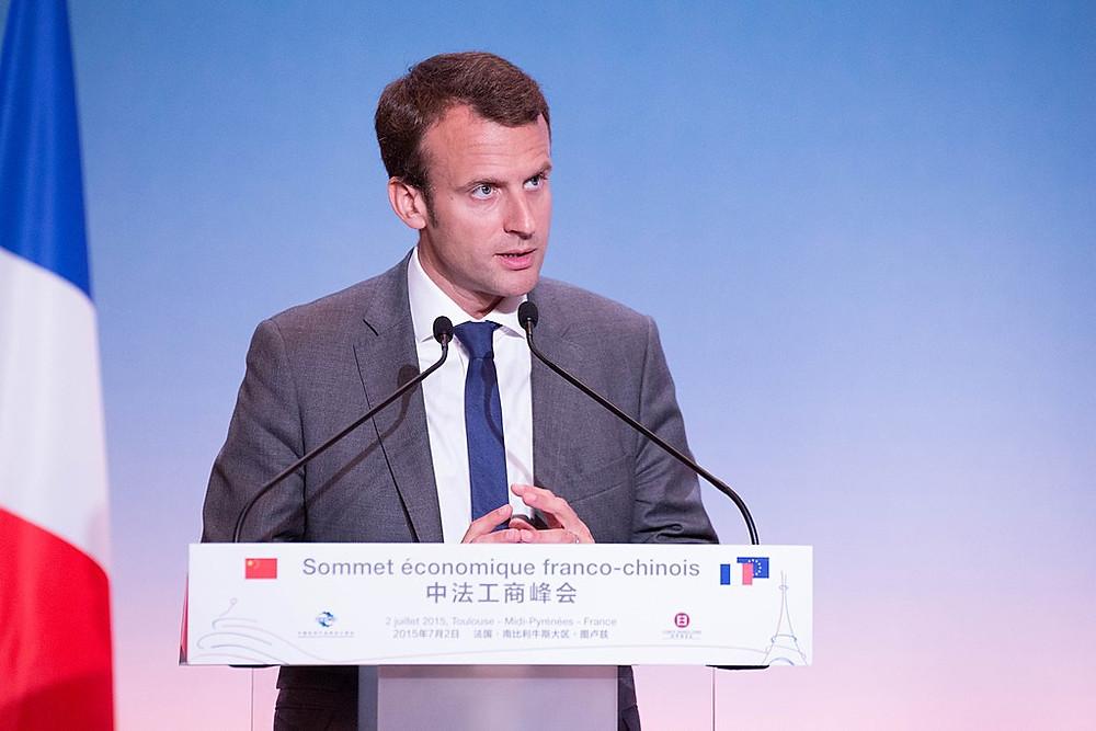 Macron n'est pas libéral