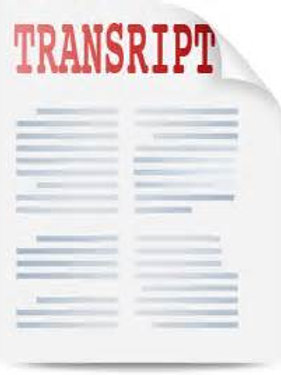 Transcript Request Fee