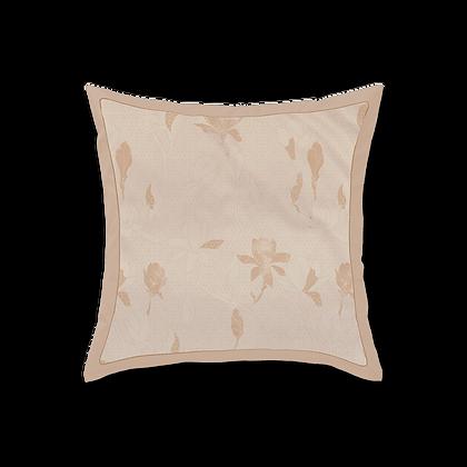 KISSENHÜLLE 1809 MAGNOLIA caramel