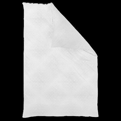 BEZUG 1813 LATTICE white