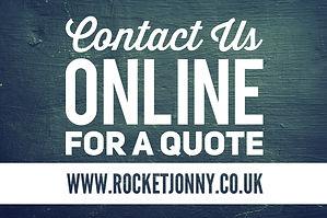 Rocket Jonny Minibus hire Bristol Cardiff