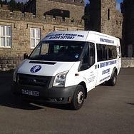Minibus hire Bristol Cardiff