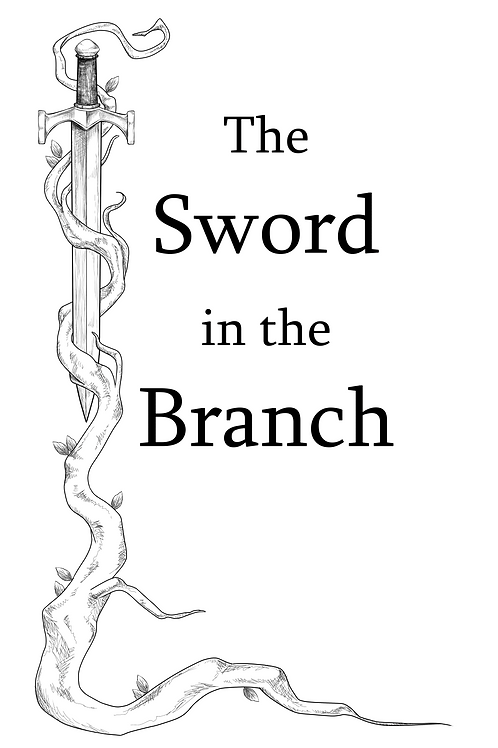 Sword in Branch