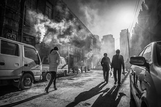PFR Gold Medal - Monochrome - Street life 10 - Peng Li - China