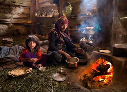 PFR Gold Medal - Travel Kashmir India - Yury Pustovoy - Russia