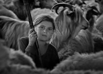 Chairman Award - Monochrome - Shepherd girl - Istvan Kerekes - Hungría