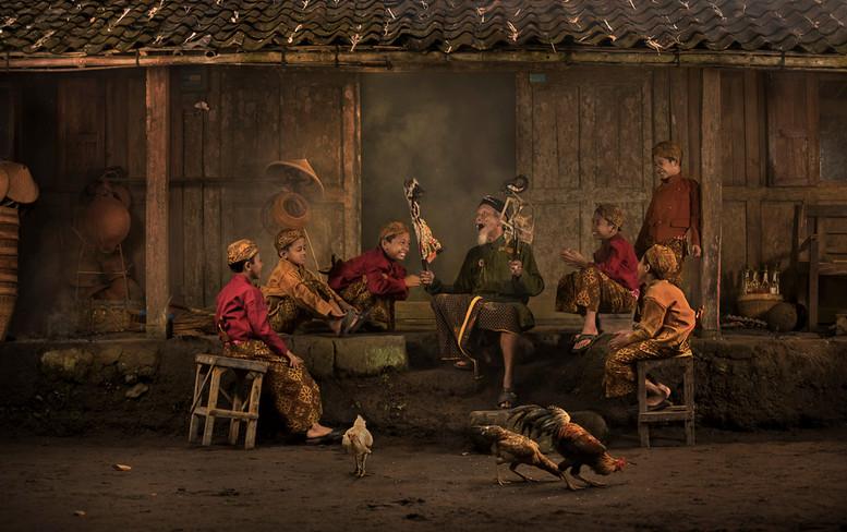 FAF Gold Medal - Color Story Teller - AlexandrinoLei Airosa - Macau