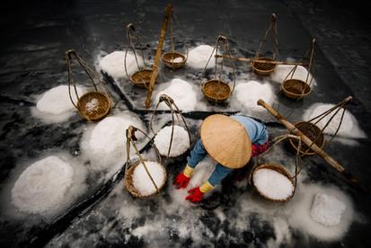 PSA Gold Medal - Travel - Salt Making 1 - Chin Leong Teo - Singapur