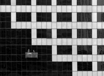 """El Gaucho"" Gold Medal - Lines - Window Cleaning - Chun Yip Chau - Hong Kong"