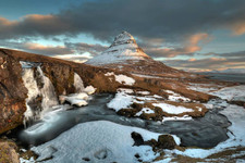 PSA Gold Medal - Nature - Mount Kirkjufell - Raimund Paris - Alemania