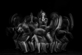 FAF Gold Medal - Monochrome Dancer18 - Chan Ieong Tam - Macau