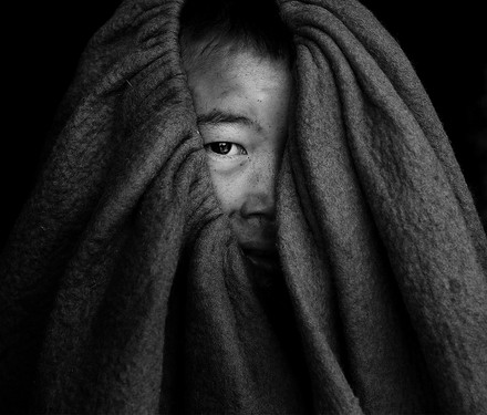 FIAP Gold Medal - Monochrome Look Through Charvar - Wenyuan Li - USA
