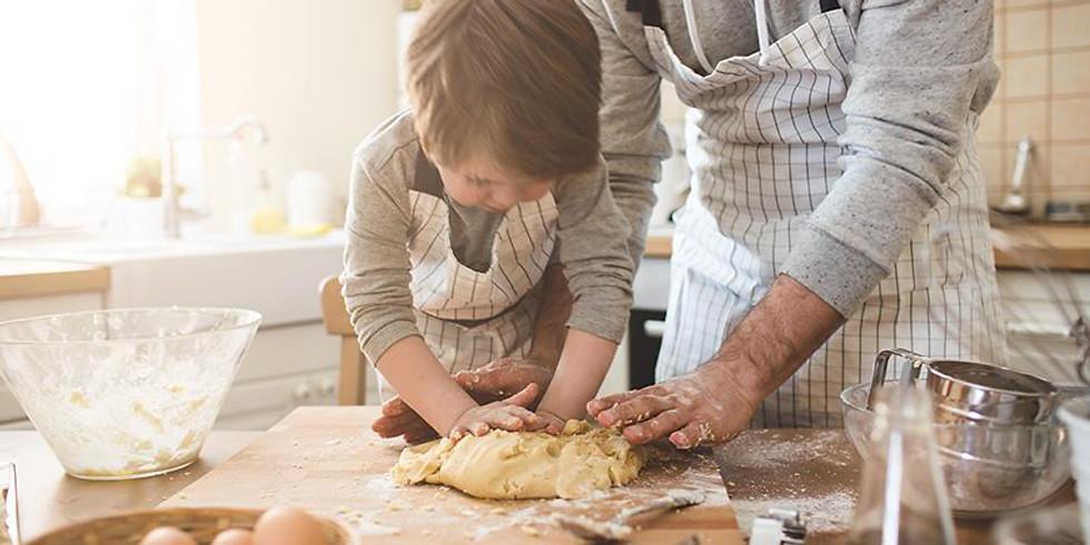 """ATELIER CULINAIRE PARENT ENFANT """"La mousse au chocolat et la charlotte"""""""