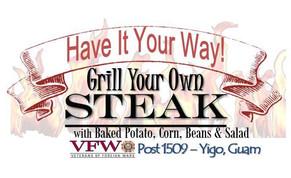 Monthly Steak Day