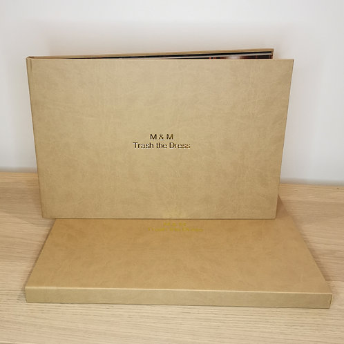Luxury book 40 x 30 , Regular