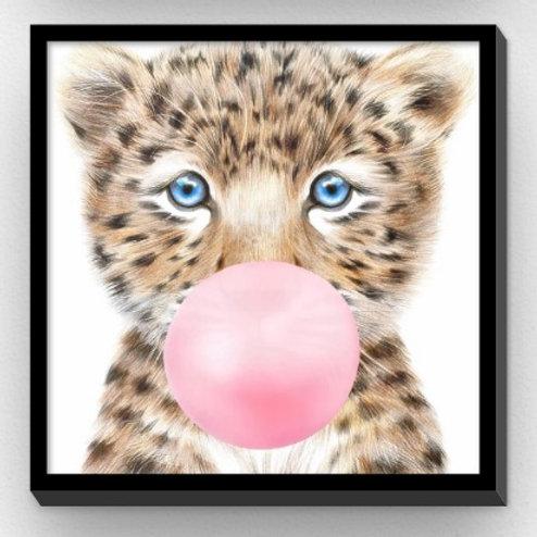 Mixframes Art - Animales Bubble