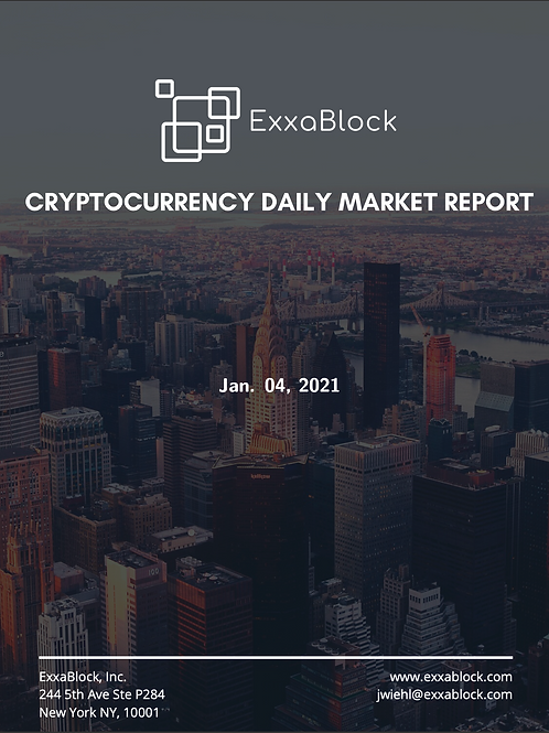 Cryptocurrency Market Report - White Label
