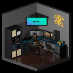 Fnatic Room