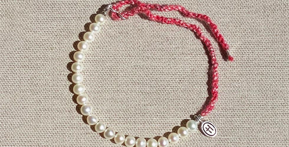 Nomad Bracelet (red)