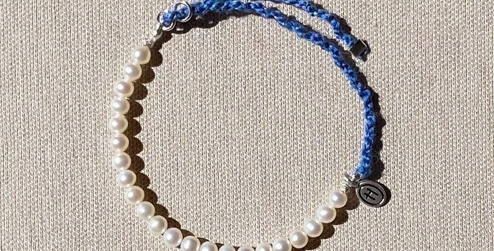 Nomad Bracelet (indigo)