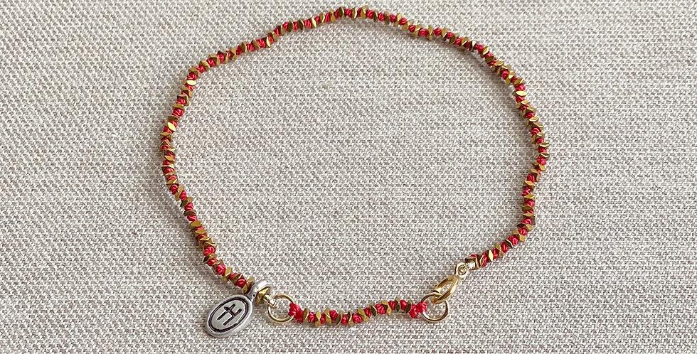 Anuenue Bracelet (red)