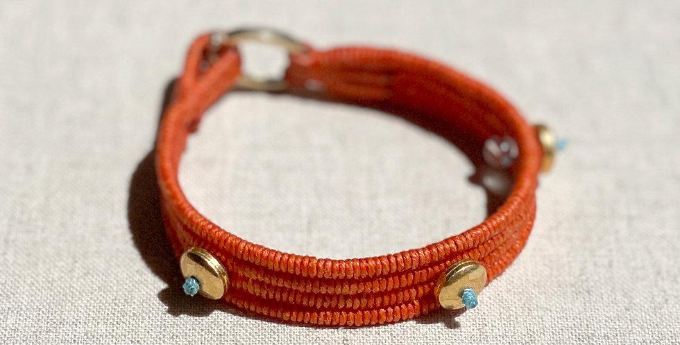 Susan Bracelet (orange)