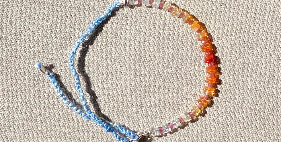 Nomad Bracelet (opal)