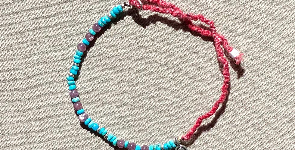Nomad Bracelet (turquoise)