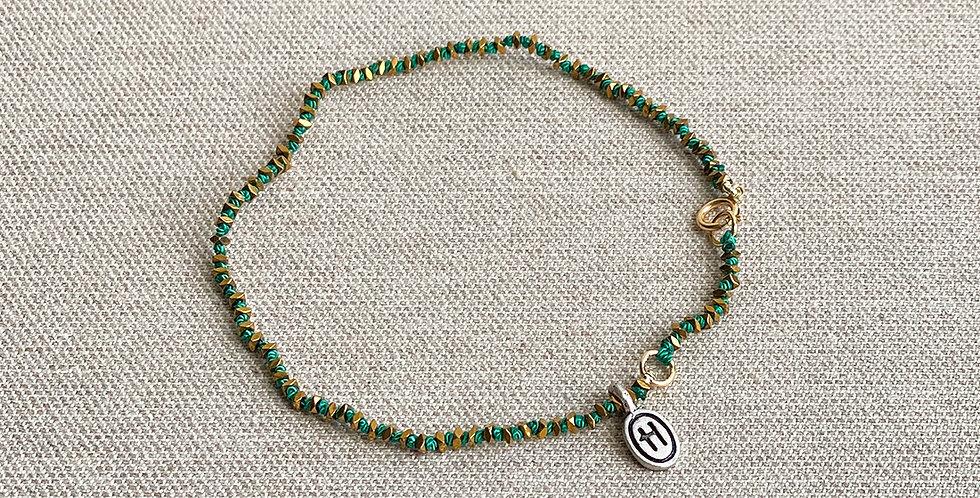 Anuenue Bracelet (green)
