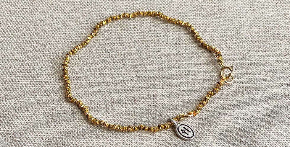 Anuenue Bracelet (yellow)