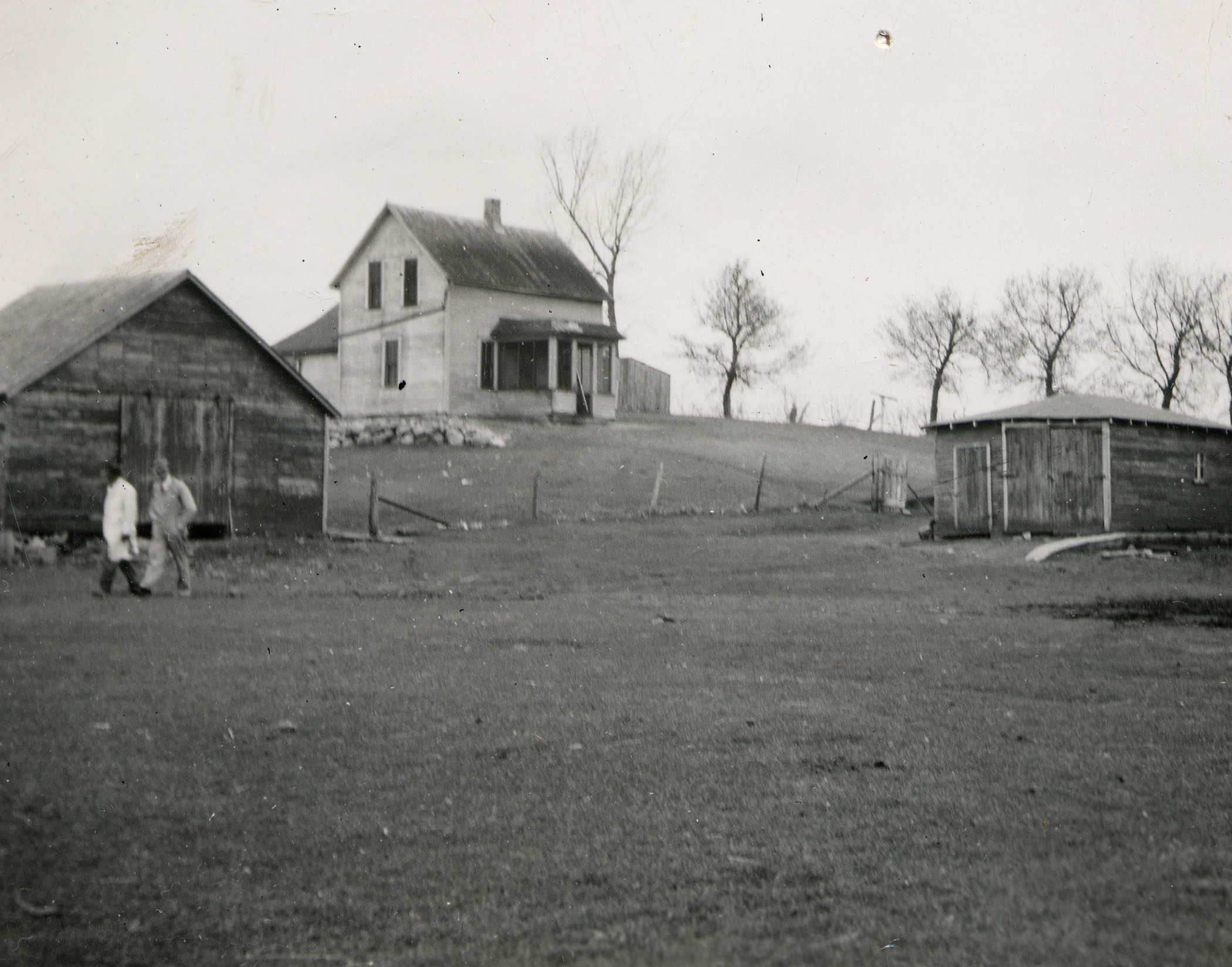 Camp Buys Farm 1948