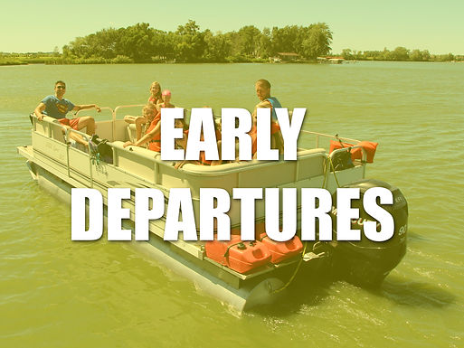 Early Departure Form