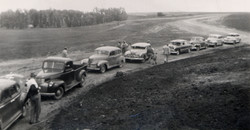 New Driveway 1948