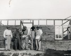 First Cabin 1948